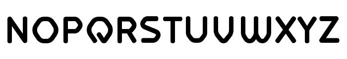 Hilux-Black Font UPPERCASE
