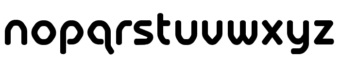Hilux-Black Font LOWERCASE