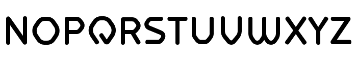 Hilux-Bold Font UPPERCASE