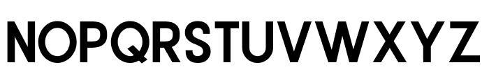 Hiyotori Black Font UPPERCASE