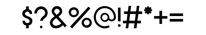 Hiyotori Font OTHER CHARS