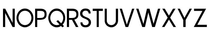 Hiyotori Font UPPERCASE