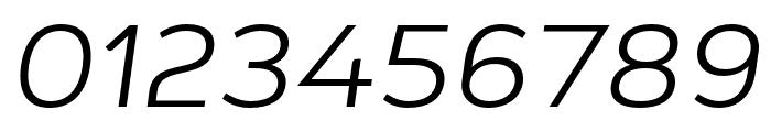 HolgadaRegularItalic Font OTHER CHARS