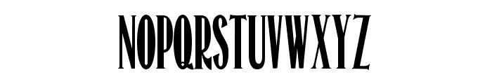 Honest Merchant Font UPPERCASE