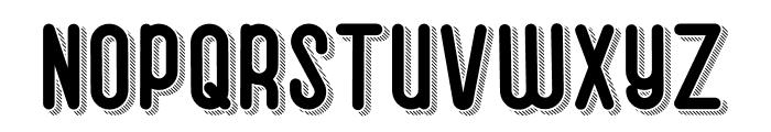 Honey Duck Font UPPERCASE
