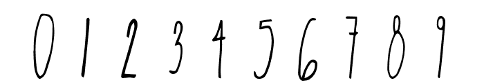 Hopscotch Regular Font OTHER CHARS