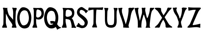 HouseofGlory Font UPPERCASE
