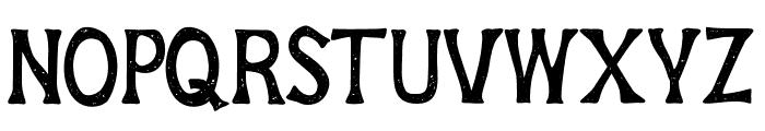 HouseofGloryVintage-vintage Font UPPERCASE