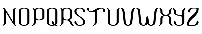 Humaira Aruna Jasmine-Light Font UPPERCASE