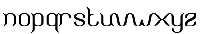 Humaira Aruna Jasmine-Light Font LOWERCASE