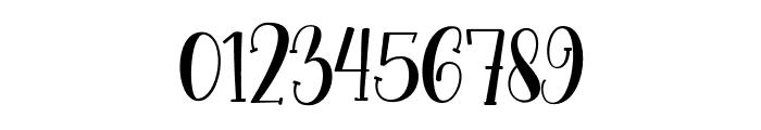 IkanSalmon-Regular Font OTHER CHARS