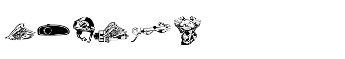 Illustration Font LOWERCASE