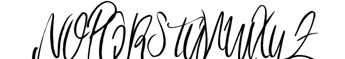 Imagination Regular Font UPPERCASE
