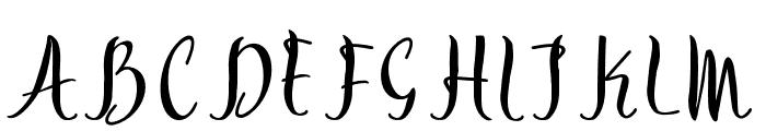 ImportantElementScript Font UPPERCASE