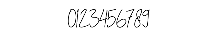 Indesign Signature Font OTHER CHARS