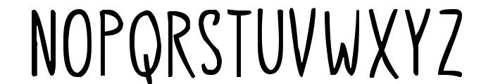 Infinite Possibilities Font UPPERCASE