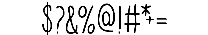 Inotropic Font OTHER CHARS