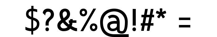 Inprimis-Bold Font OTHER CHARS