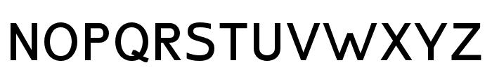 Inprimis-Bold Font UPPERCASE