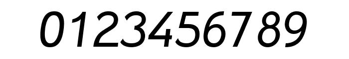 Inprimis Medium Italic Font OTHER CHARS