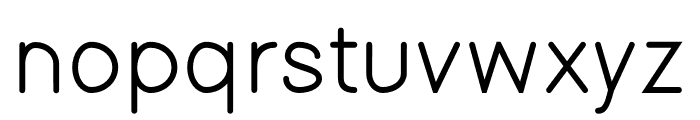 Intimacy Font LOWERCASE