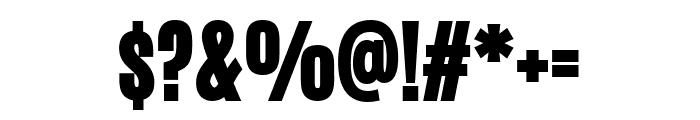 Ioannina Black Font OTHER CHARS