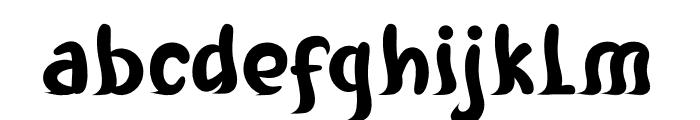 Jack Homework Font LOWERCASE