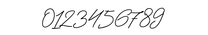 JacksonScript Font OTHER CHARS