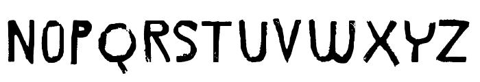 Janmeid Font LOWERCASE