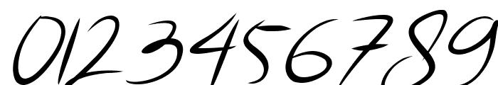 Jasper Kusack Italic Font OTHER CHARS