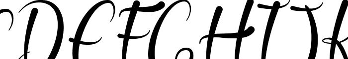 Jattestor Font UPPERCASE