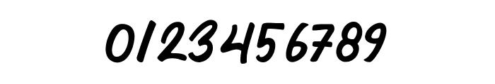 Jeniyo Font OTHER CHARS