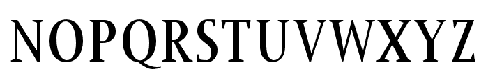 Jerrick-Bold Font UPPERCASE