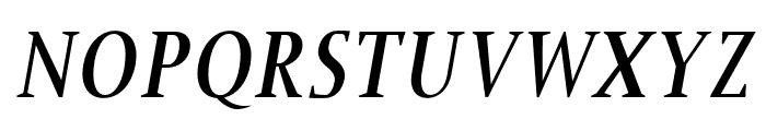 Jerrick-BoldItalic Font UPPERCASE