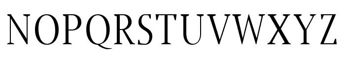 Jerrick Regular Font UPPERCASE