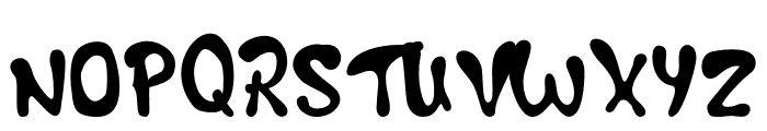 Jinxed To Wizard Font UPPERCASE