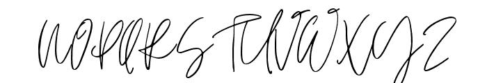 Jonathan-Regular Font UPPERCASE