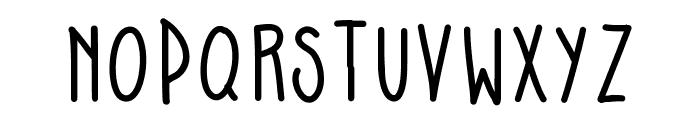 JuliaV2 Font UPPERCASE