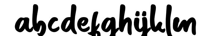 JulianaDreams Font LOWERCASE