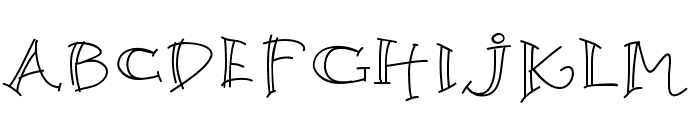 K26Argento Font LOWERCASE