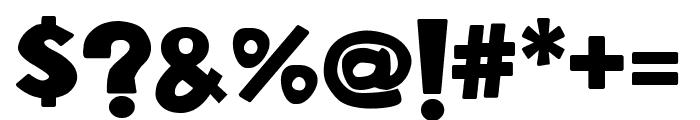 K26PlaytimeBloks Font OTHER CHARS