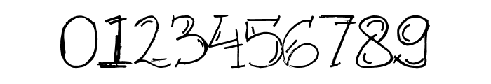 KAZE Italic Font OTHER CHARS
