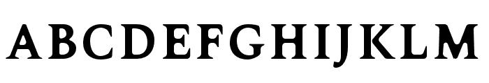 Karoll-BoldRound Font UPPERCASE