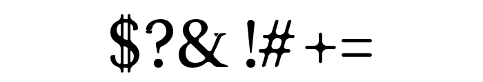 Karoll-Round Font OTHER CHARS