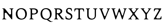 Karoll-Round Font UPPERCASE