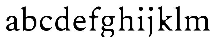 Karoll-Round Font LOWERCASE