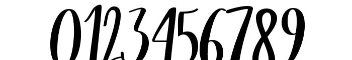 Kastella script Font OTHER CHARS