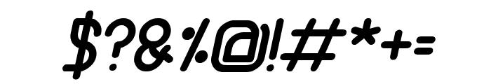 Katarzyna Bold Italic Font OTHER CHARS