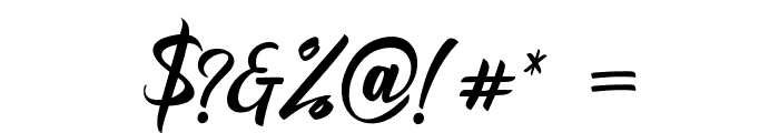 Kelium-Normal Font OTHER CHARS