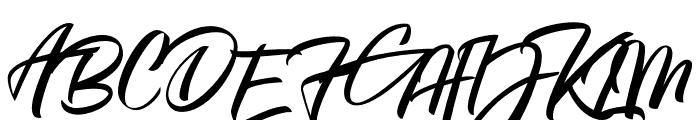 Kelium-Normal Font UPPERCASE